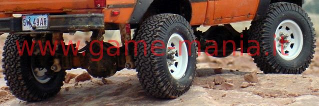 Coppia gomme 1.9 DIRT GRABBER con inserti by RC4WD