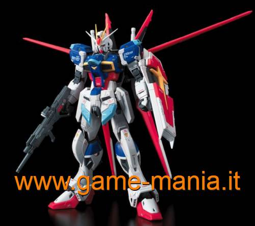 ZGMF-X86S FORCE IMPULSE Gundam Real Grade 1/144 by Bandai