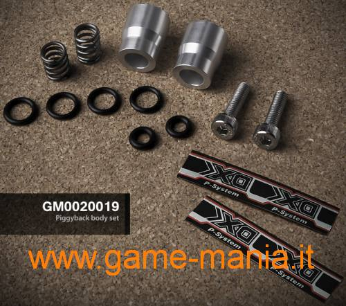 XD series piggyback reservoir spare parts by Gmade