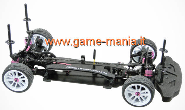 Sakura XI Sport - kit di montaggio auto 1:10 touring by 3Racing