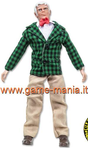Figurino snodato per automodelli scala 1:10 JIMMY by Mego