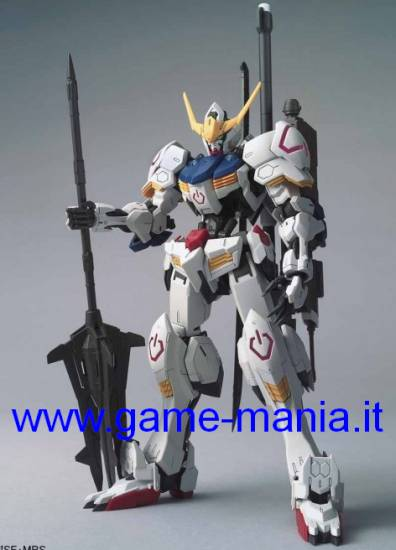 ASW-G-08 Gundam Barbatos scala 1:100 Serie MG by Bandai