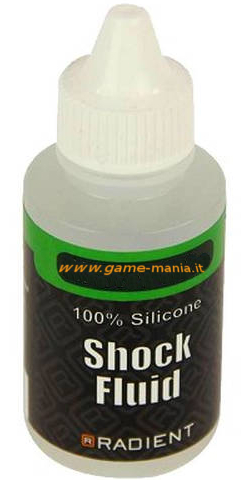 Silicone shock oil #60 WT viscosity 59ml by Radient