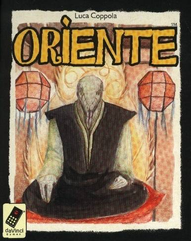 Oriente - card board game