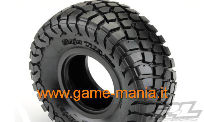 Coppia gomme 2.2 BFGoodrich KR2 144mm mescola G8 x2 by Pro-Line