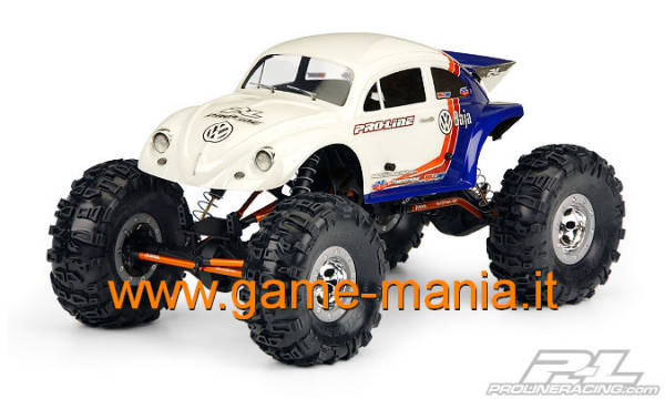 BAJA BUG VW carrozz. lexan 1:10 scaler/crawler 245mm by Pro-Line