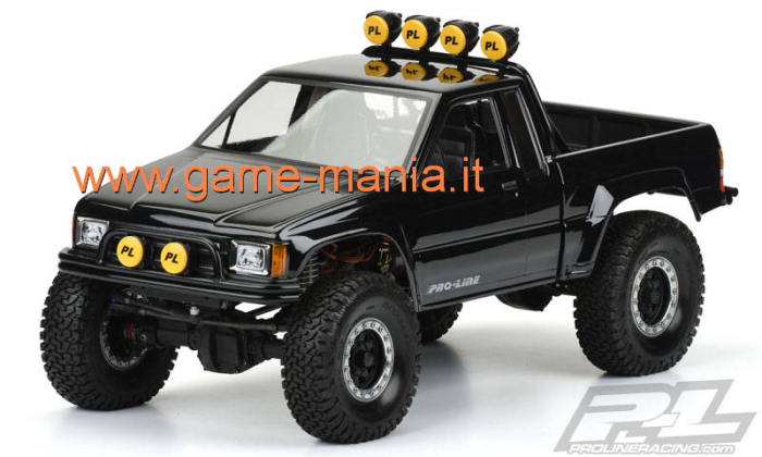 TOYOTA HILUX SR5 IN DUE PEZZI passo 313mm by Pro-Line