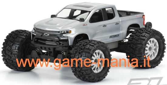 CHEVROLET Z71 clear body for 1/10 Traxxas Stampede by Pro-Line
