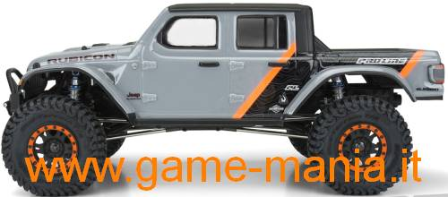 JEEP GLADIATOR carrozzeria lexan traspar. 313mm by Pro-Line