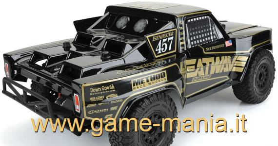 Carrozzeria NERA FORD F-100 1967 x Slash 1/10 by Pro-Line