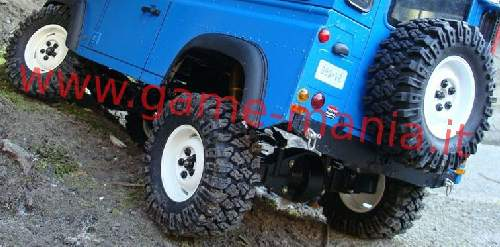 Coppia gomme 1.9 ROCK CREEPERS con inserti by RC4WD