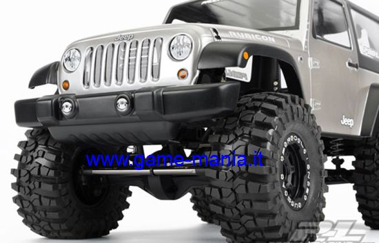 JEEP WRANGLER RUBICON carrozzeria scalers by Pro-Line