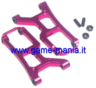 Braccetti ANTERIORI inferiori IN LEGA per Sakura D3 CS by Yeah Racing