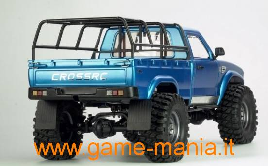 SP4-C kit pickup 4x4 scala 1:10 r/c by Cross-RC