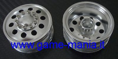 10-holes alloy FRONT rims for trucks by GPM