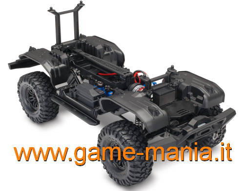 TRX-4 SCALER KIT 1:10 by Traxxas