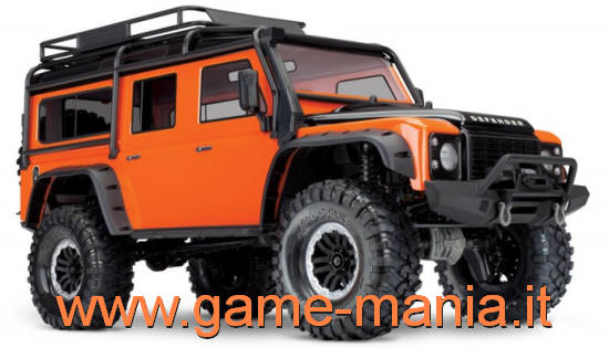 TRX-4 LAND ROVER DEFENDER 110 LIMITED RTR 1:10 by Traxxas