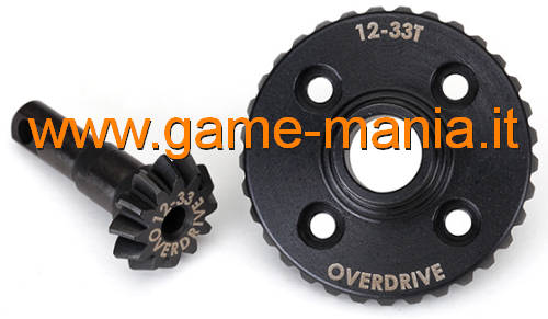 12T pinion and 33T ring OVERDRIVE gears for TRX-4 by Traxxas