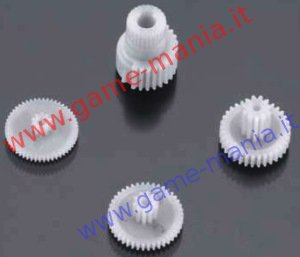 Spare gears set for 2080 servo by Traxxas