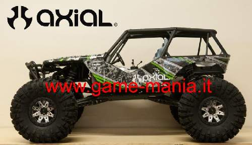 AXIAL WRAITH 2.2 - RTR tubolare offroad premontato by Axial