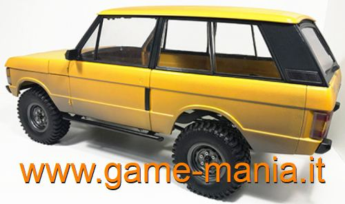RANGE ROVER CLASSIC abs body 313mm WB by XS