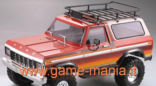 Carrozzeria completa Ford Bronco passo 313mm by XS
