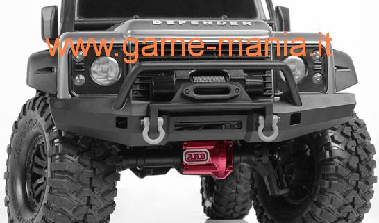 "Coperchio differenziale ""ARB"" in lega x ponte TRX-4 by RC4WD"