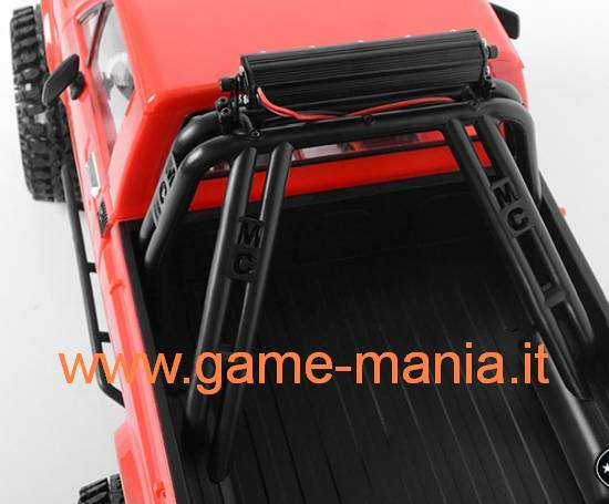 Rollbar posteriore Marlin Crawlers in NYLON per TF2 by RC4WD