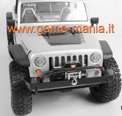 Verricello WARN 9.5cti MINI in metallo scala 1:10 by RC4WD