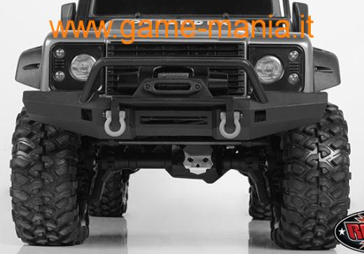 Ballistic Fabs ALLOY diff cover for TRX-4 axle by RC4WD