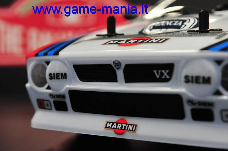 LANCIA 037 Martini 2.4Ghz RTR COMPLETA - Rally Legends