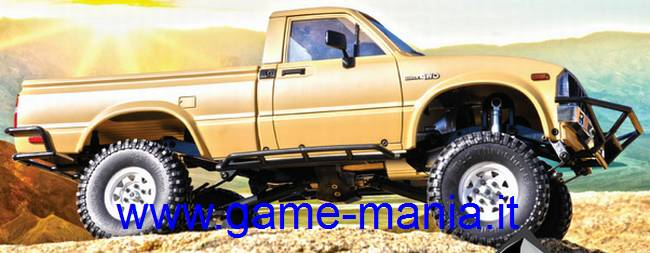 RC4WD TRAIL FINDER 2 - KIT 1:10 Toyota Hilux 2 marce ABS-METALLO